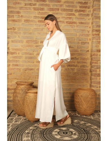 Bianco Dress